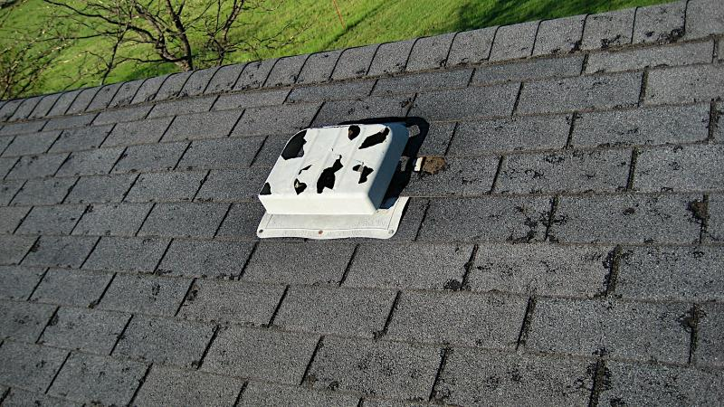 Roofing Damage Kansas City - Using Claims