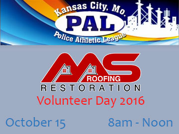 AAS Restoration - Volunteer Day 2016