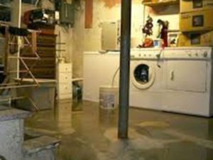Flooded Basement - AAS Restoration