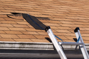 hail Damage Roof Shingles Repair